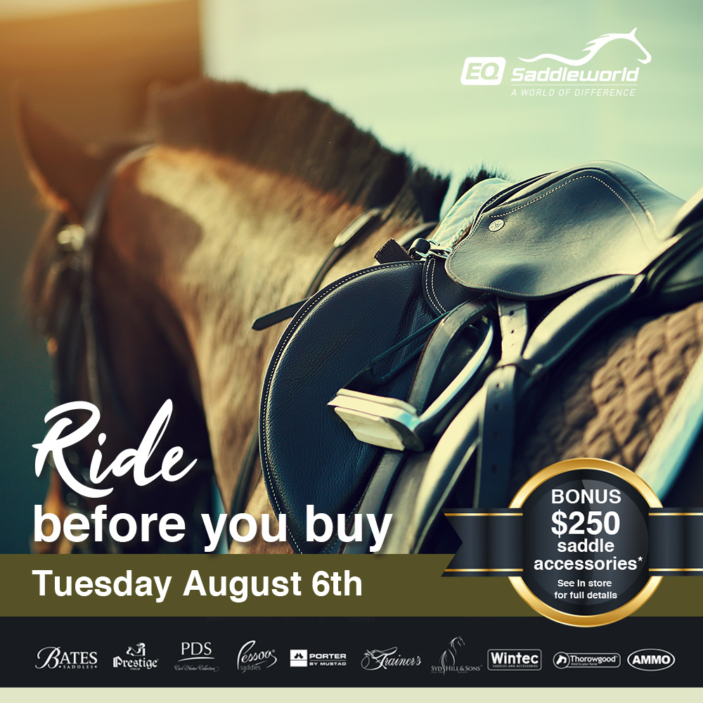 Ride Before You Buy - Tuesday August 6th - Yarra Valley